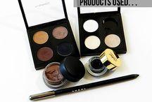 makeup / by Vicki Smith