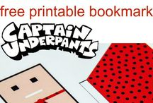 "Captain Underpants / In the spirit of our ""Drop Your Drawers"" Captain Underpants Campaign, enjoy some Captain Underpants fun!"