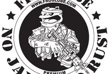 FrogLue / FrogLube is a premium gun lube born from the battlefield experience of the most elite special operators, the U.S. Navy SEALs.  It was developed to ensure weapons treated with it will group tighter, cycle smoother, load quicker and range farther than the opposition. Available at www.carolinasfirstdefense.com