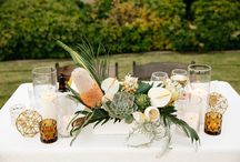 Event Decor Table