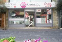 Παροχή υπηρεσιών RK Beauty / H RK Beauty παρέχει υπηρεσίες ομορφιάς στο χώρο μας όπως μανικιούρ, πεντικιούρ, ονυχοπλαστική, μακιγιάζ, τοποθέτηση βλεφαρίδων, αποτρίχωση και περιποίηση φρυδιών. Εξελίσσουμε πάντα την ποιότητα των παρεχόμενων υπηρεσιών μέσα από σεμινάρια, νέα υλικά και βέβαια πάντα πρωτοπόροι σε όλες τις τάσεις της μόδας.