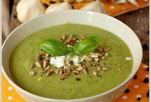 Pyszne zupy krem / Pyszne i pożywne... oczywiście zupy krem! Rozgrzeją zimową porą i nasycą po letnich aktywnościach fizycznych. Idealne jako ciepła przekąska, lunch czy propozycja na kolację.