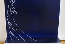 Artworks Up My Alley / Alice in Wonderland, Disney Princesses, or just downright cool stuff/artwork. / by Megann Zabel
