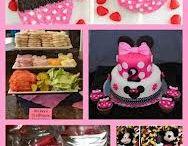 Mini mouse birthday party
