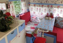 Caravan chic / Ideas for my new obsession!! Miss 'Holi - Day' (Hon came up with the name!)