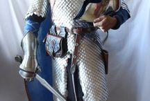 Warhammer cosplays