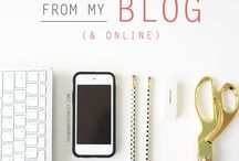 I really like these words from other bloggers