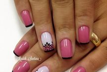 nails art and design