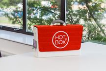 HOT! Organise your workspace /  H - holds your laptop, files, i-pad, pens and stationery O - organises and arranges your workspace T - tidies everything neatly away