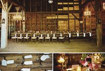 barn weddings  / by Jamie-Lynn Collins