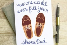 Father's Day / Appreciate Dad with these pinned recipes, and gift ideas. #FathersDay / by Handpressions