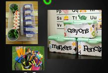 Classroom Organisation Ideas