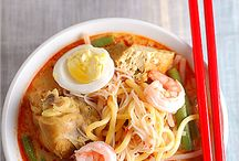 Popular Foods in Malaysia