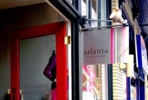 Favorite Spots in Atlanta / These are my favorite places in Atlanta to visit, shop, eat and explore. Add some of these recommendations to your next trip to Atlanta.