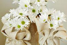 Decorazioni floreali / La quercia disse al mandorlo: parlami di Dio. E il mandorlo fiori'