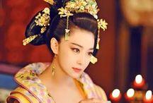trajes chinos