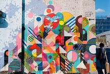 STREET ART / by Lis Karlsson