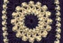 Crochet - Afghans & Squares