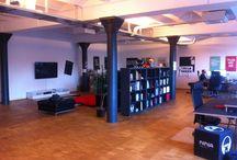Büro NinjaConcepts (Karlsruhe) / ...