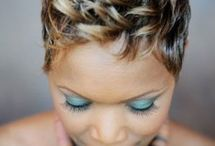Hairstyles I like / by Dee Evans