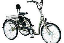 Bisikletle seyahat