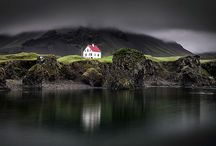 Lonely houses / Inspiration