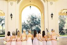 Wedding Ladies / Bridesmaids: from the dresses to the accessories!