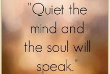 Sounds Of Silence / Calming Meditation and Comtemplation