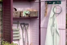 Garden Sheds/Outdoor Storage