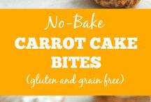 no cooking carrot cake