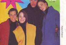 Coats, Jackets Unisex Sewing Patterns