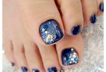 nails- feet