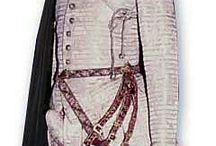 costumi del 1500/1600