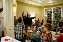 christmas family party games