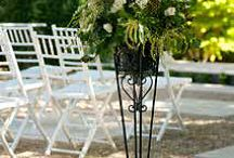 Jaspers Ceremony / A glimpse at our beautiful outdoor wedding ceremonies.