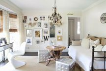 Home Office Design / Home office decor ideas