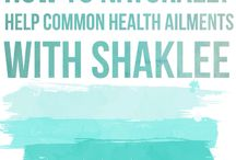 Shaklee - Healthy Foundations / by Erica Miller