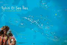 Isole Tuamotu / Raccolta immagini dell'Arcipelago Polinesiano