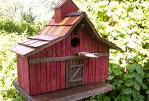 Birdhouses / by Steve Boling
