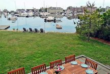 Perfect spots for a clambake