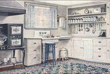 1920 kitchen design