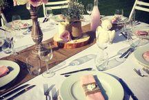 Düğün Masası Dekorasyon