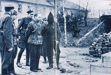 The execution of KL Auschwitz Commandant Rudolf Höss / The pictures come from collection of Marek Księżarczyk, Auschwitz Study Group Member - we have the exclusive right to post.   Höss was sentenced to death by hanging on 2 April 1947. The sentence was carried out on 16th April next to the crematorium of the former Auschwitz I concentration camp. He was hanged on a short drop gallows constructed specifically for that purpose, at the location of the camp's Gestapo.