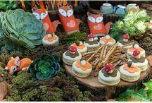 florest theme party