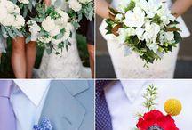 wesele Asi kwiaty