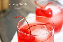 Mocktails and other fun drinks / Booze-free beverages. / by Emily Spicer