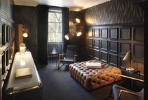 Masculine Spaces / by Monogram Decor
