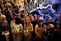 Winter weddings / by Jessica Charleston