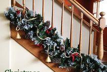 Christmas Stair Rails / by Ben Zaleski