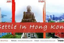 Live and Work in Hong Kong / Get in touch with MoreVisas to Live and Work in Hong-Kong  Apply online